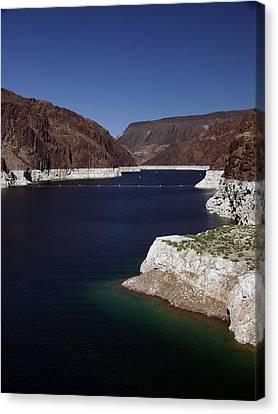 Lake Mead Canvas Print by Kelvin Booker