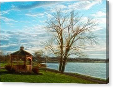 Lake Seneca Canvas Print