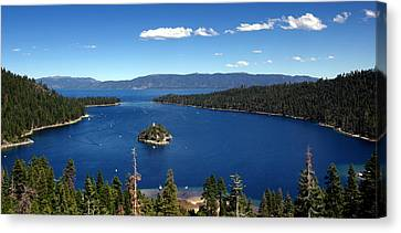 Lake Tahoe Emerald Bay Canvas Print