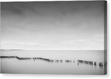 Lake Wellington Canvas Print