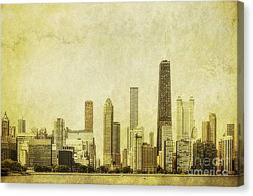 Lakeside Views Canvas Print by Andrew Paranavitana