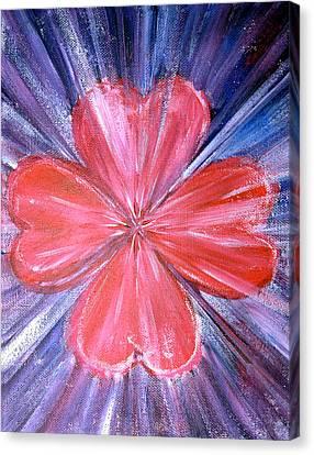 Lakshima Essence Canvas Print by Tara Moorman