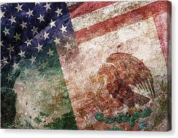 Land Of Opportunity Canvas Print by Az Jackson