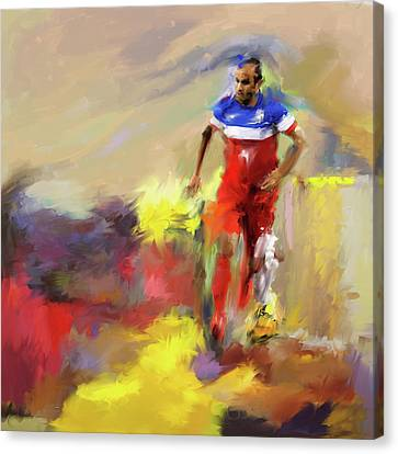 Landon Donovan 545 1 Canvas Print