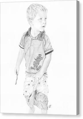 Landon Canvas Print