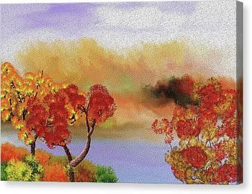 Landscape 031111 Canvas Print