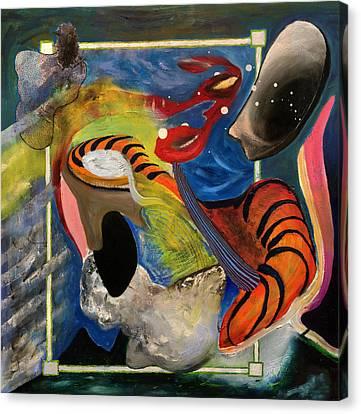 Landscape 3000 Canvas Print by Antonio Ortiz