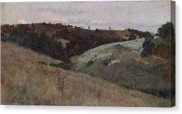 Landscape  Canvas Print by Kenyon Cox