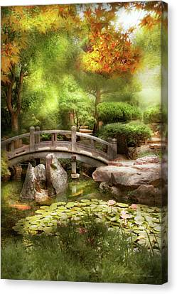 Canvas Print - Landscape - Simply Paradise by Mike Savad