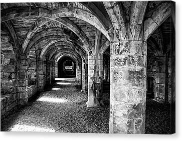 Lanercost Priory Canvas Print by Hesk Photography