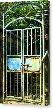 Canvas Print featuring the photograph Lantau Island 48 by Randall Weidner