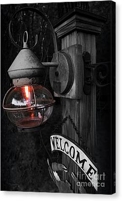 Lantern Canvas Print by Brian Jones