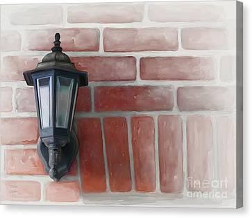 Lantern Canvas Print by Ivana Westin