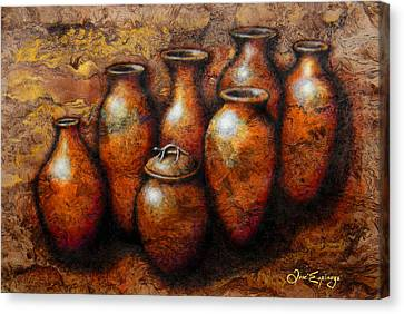 Las Copuchas Canvas Print by J- J- Espinoza