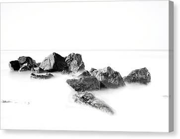 Las Rocas Canvas Print