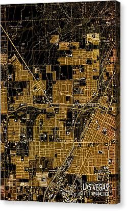 Las Vegas 1967 Canvas Print