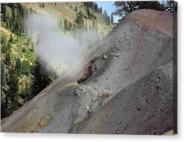 Lassen Volcanic Wilderness Canvas Print by Christine Till