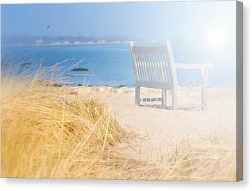 Last Breadth Of Summer Canvas Print