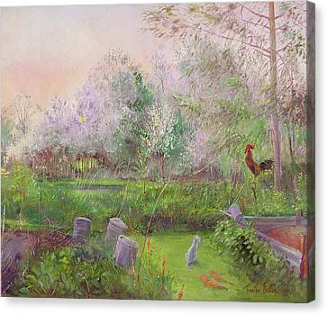 Last Call Canvas Print by Timothy Easton