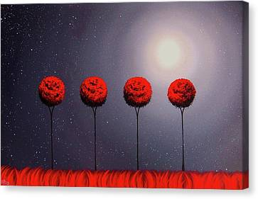 Last Dance Canvas Print by Rachel Bingaman