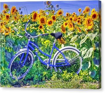 Last Day Of Summer Version 2 Canvas Print