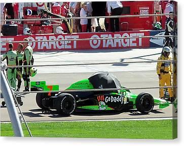 Last Indy Race Canvas Print