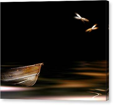 Last Journey Canvas Print