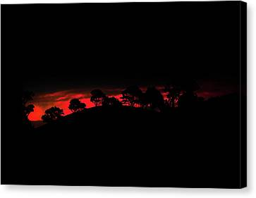 Last Light Canvas Print by Az Jackson