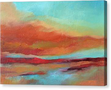 Last Light Canvas Print by Filomena Booth
