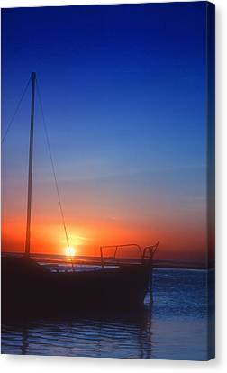 Last Light Canvas Print by Stephen Anderson