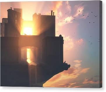 Lastlight Canvas Print