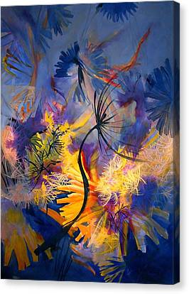 Late Summer Canvas Print by Georg Douglas
