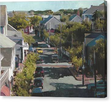 Late Summer Nantucket Canvas Print