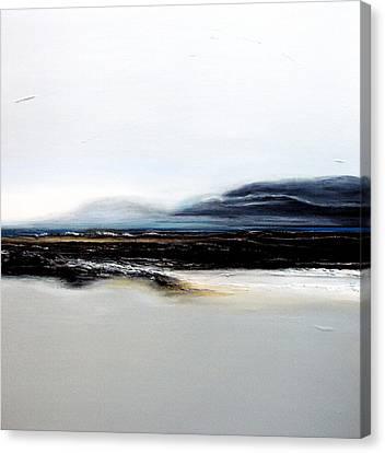 Lavender Mist Canvas Print by Christine Deckert