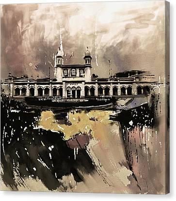 Sikh Art Canvas Print - Layalpur District Council 4 by Mawra Tahreem
