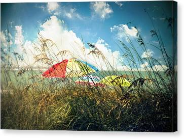 Lazy Days Of Summer Canvas Print