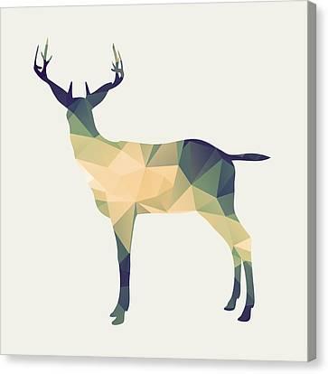 Le Cerf Canvas Print