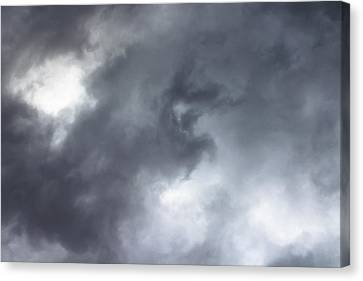 Leaden Sky Canvas Print by Germano Poli