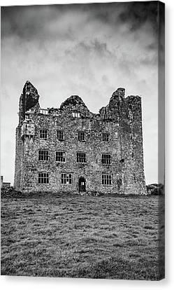 Leamaneh Castle Canvas Print