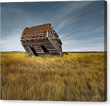 Passing Canvas Print by Leland D Howard