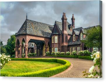 Ledson Winery 3 Canvas Print by Phil Clark