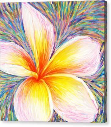 Leelawadee Canvas Print by Atiketta Sangasaeng