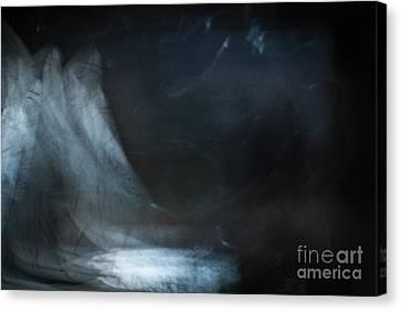 Leftwardlight Canvas Print
