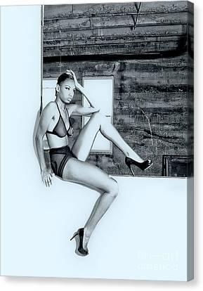 Legs IIi Canvas Print by Gregory Worsham