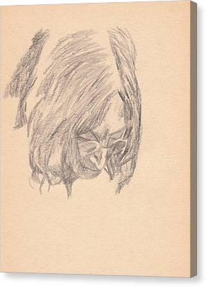 Lennon Cry For A Shadow Canvas Print