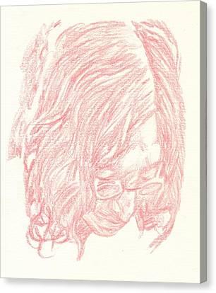 Lennon Yer Blues Canvas Print