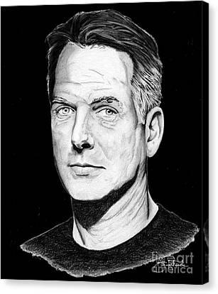Leroy Gibbs Canvas Print by Bill Richards