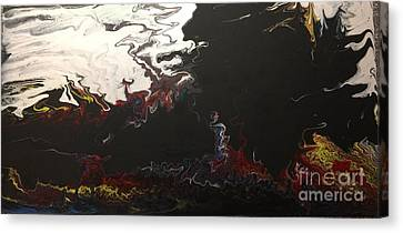 Let It Roll Canvas Print
