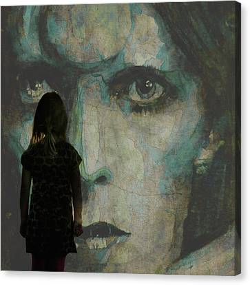 Let The Children Lose It Let The Children Use It Let All The Children Boogie Canvas Print by Paul Lovering