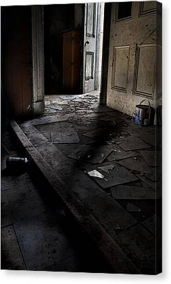 Let The Light In. Canvas Print